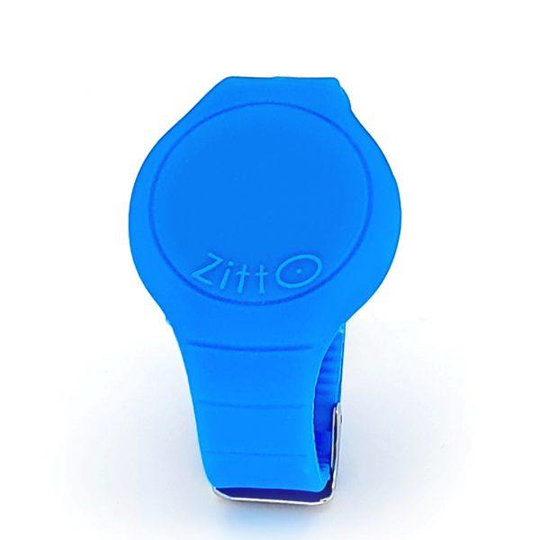Zitto - azzurro