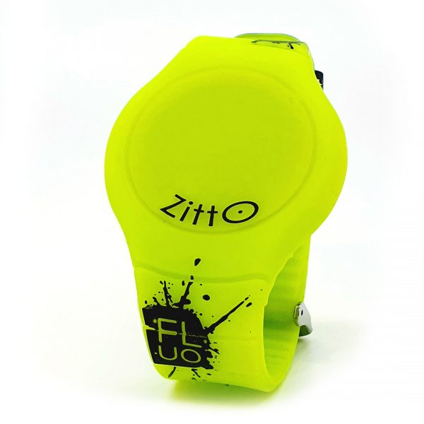 Zitto - fluo atomic lime