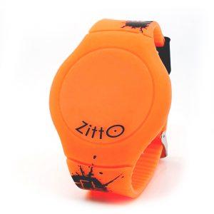 Zitto - fluo fire orange