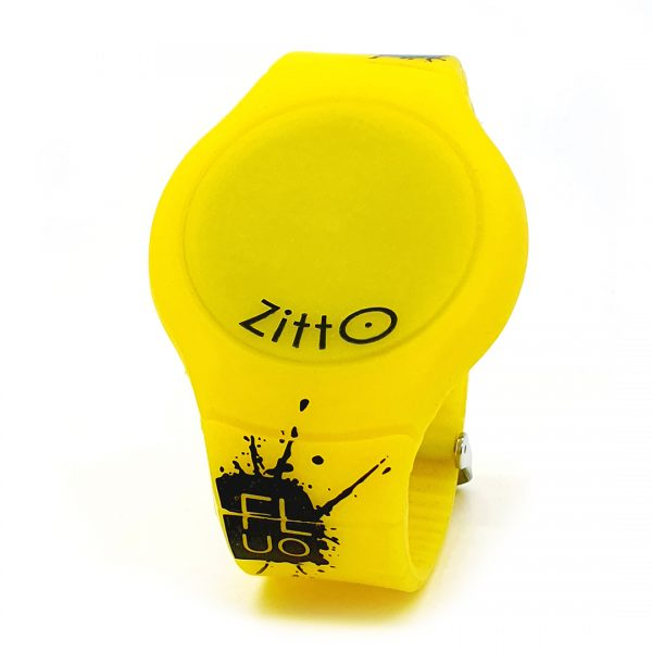 Zitto - fluo punchy yellow