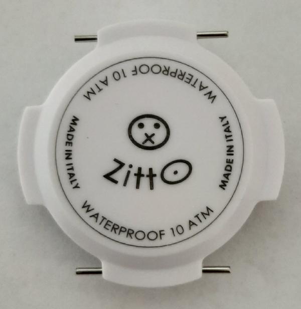 Zitto - Movimento Orologio Fluo 36mm
