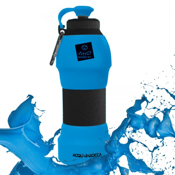 Zitto - FLUO blu
